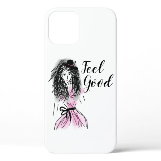 Feel Good iPhone 12 Case