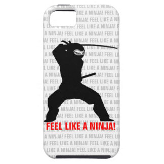 Feel Like a Ninja iPhone SE/5/5s Case