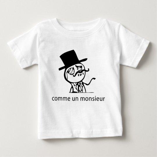 Feel Like A Sir Baby T-Shirt