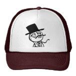 Feel Like a Sir meme comic Mesh Hat