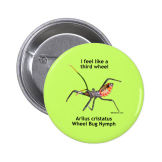 Feel Like A Third Wheel Bug Buttons
