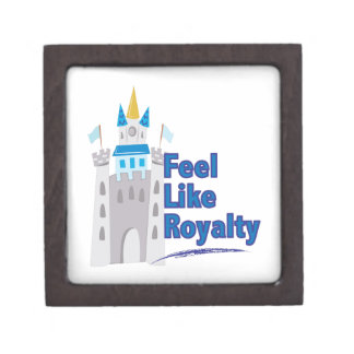 Feel Like Royalty Keepsake Box
