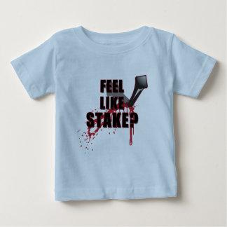 Feel Like STAKE? Baby T-Shirt