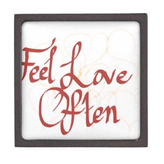 Feel Love Often Gift Box
