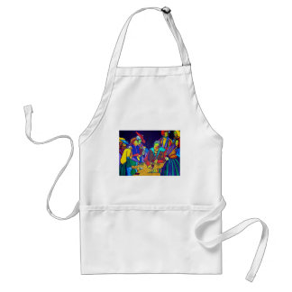 Feel Lucky by Piliero Adult Apron