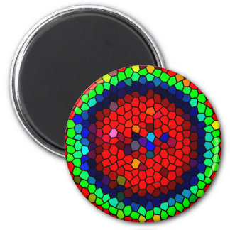 Feel Me_Magnet 2 Inch Round Magnet