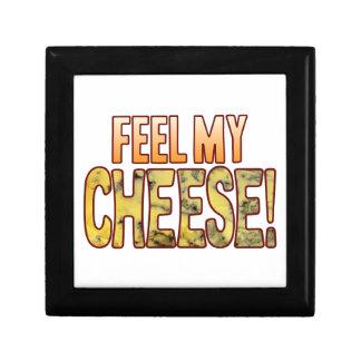 Feel My Blue Cheese Jewelry Box