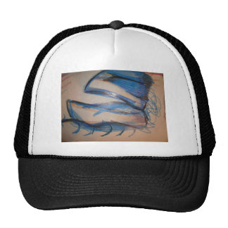 Feel my curvature trucker hat