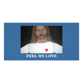 FEEL MY LOVE PHOTO CARDS