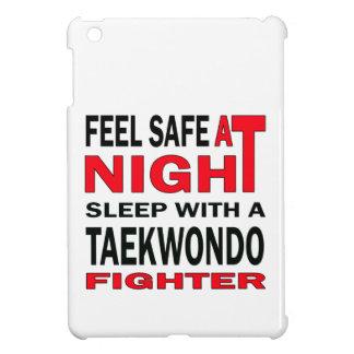 Feel safe at night sleep with a Taekwondo fighter Case For The iPad Mini