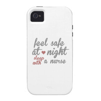 Feel Safe Vibe iPhone 4 Case