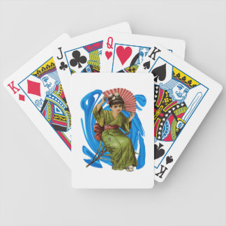 FEEL THE ALLURE BICYCLE PLAYING CARDS
