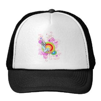 feel the beat 2 trucker hat