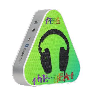 Feel The Beat Headphones Pieladium Speakers Bluetooth Speaker