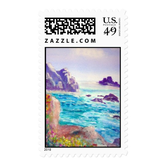 Feel the Breeze Postage