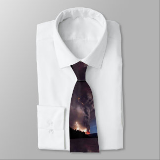 Feel The Fire Within Neck Tie