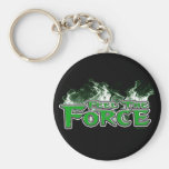 Feel the Force Keychain