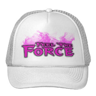 Feel the Force Pink Hat