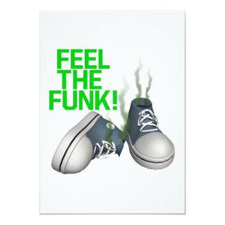 Feel The Funk Card