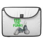 Feel The Funk MacBook Pro Sleeves