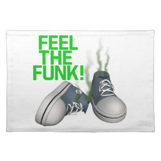 Feel The Funk Placemats