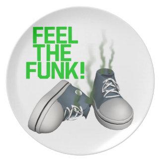 Feel The Funk Plates