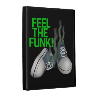 Feel The Funk.png iPad Folio Cases