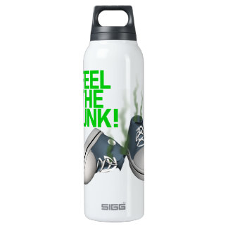 Feel The Funk 16 Oz Insulated SIGG Thermos Water Bottle