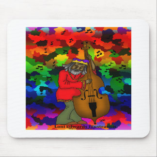 Feel The Groove Mouse Pad