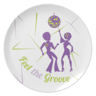 Feel The Groove Plate