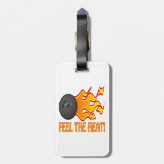 Feel The Heat 1 Tag For Luggage