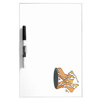 Feel The Heat 2 Dry-Erase Board