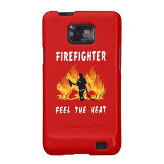 Feel The Heat Samsung Galaxy S2 Cover