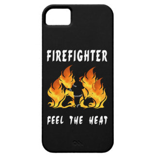 Feel The Heat iPhone 5 Covers