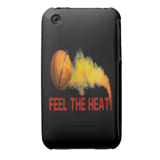 Feel The Heat Case-Mate iPhone 3 Cases