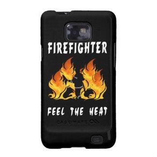 Feel The Heat Samsung Galaxy SII Case