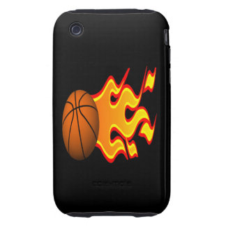 Feel The Heat iPhone 3 Tough Cases