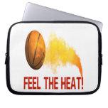 Feel The Heat Computer Sleeve