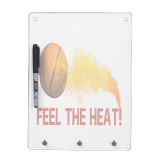 Feel The Heat Dry-Erase Board
