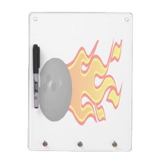 Feel The Heat Dry Erase Boards
