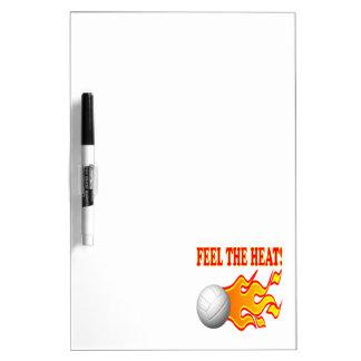 Feel The Heat Dry-Erase Boards