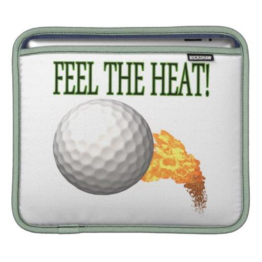 Feel The Heat iPad Sleeves