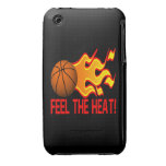 Feel The Heat iPhone 3 Case-Mate Cases