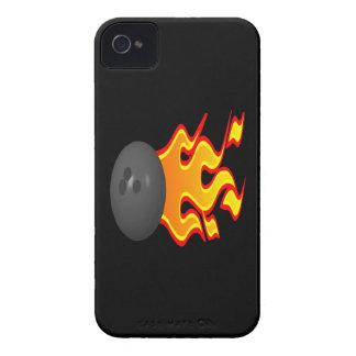 Feel The Heat iPhone 4 Case-Mate Case