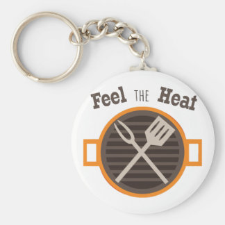 Feel the Heat Keychains