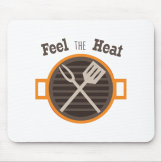 Feel the Heat Mousepad