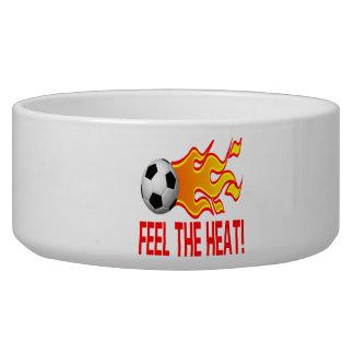 Feel The Heat Pet Water Bowl