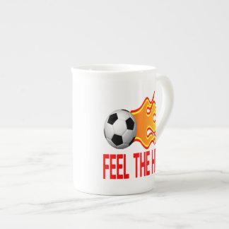 Feel The Heat Porcelain Mug