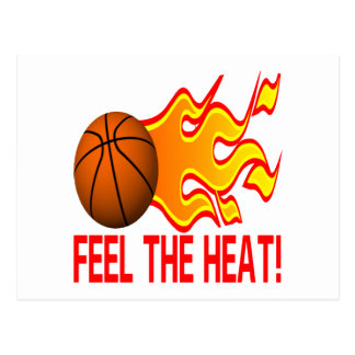 Feel The Heat Postcard