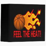 Feel The Heat Vinyl Binder